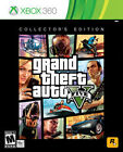 Grand Theft Auto V Video Games with Special Edition
