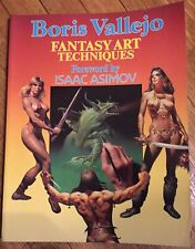 Boris vallejo, fantasy art techniques