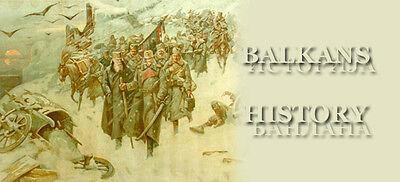 BALKANS HISTORY by Svarog99