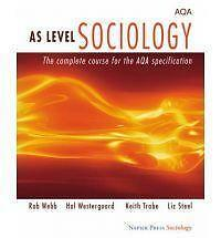 as level sociology coursework Introduction to sociology and social life is the first in a series of four courses that describes in detail the concepts of societies and cultures, and the types of processes that produce them the course introduces you to sociology by giving an overview of the three main theories - structural-functionalism, conflict theory and symbolic.