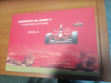 Ferrari folder Imola gran premio 2000