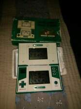 Green house nintendo g&w game & watch multi screen