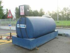cisterna per gasolio omologata 5.000lt