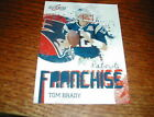 Score Tom Brady Original Football Trading Cards