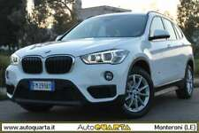 BMW X1 sDrive 18d *NAVI *FULL LED