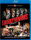 Five Deadly Venoms (Blu-ray Disc, 2011)