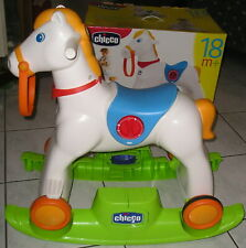 Cavallo a dondolo chicco rodeo