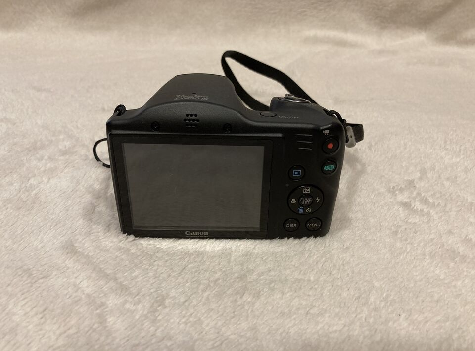 Canon SX 400 IS 5