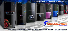 Middle Tower ATX 550Watt ATX 24pin Revolution Technology