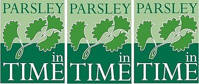 Parsley In Time