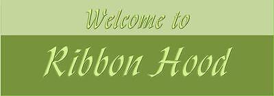 RIBBON HOOD