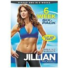 Jillian Michaels: 6 Week Six-Pack (DVD, 2010) (DVD, 2010)