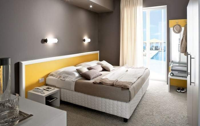 Arredo bed breakfast a roma - hotel 09- VIA GALLIA-arredo b&b 2
