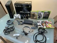 "Xbox 360 CALL OF DUTY ""Modern Warfare 2"" 250gb LIMITED EDITION"