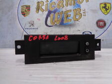 Opel corsa '08 display centrale 28330076-0