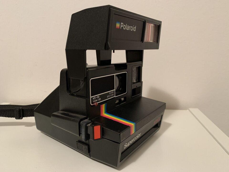 Polaroid Supercolor 635CL 3