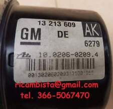10096005453 Opel Astra gruppo ABS ATE anno 2005