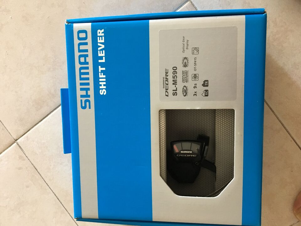 Leve Shimano Deore