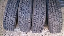 Kit di 4 gomme usate 235/75/15 Cooper
