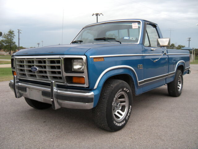 a real nice original texas 1982 ford f 150 swb 5 0 automatic cold a c no reserve used ford. Black Bedroom Furniture Sets. Home Design Ideas
