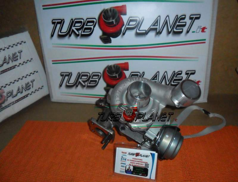 Turbina alfa 147 156 fiat stilo 1.9 jtd 150cv 110kw TURBO 2