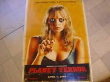 Poster planet terror by quentin tarantino