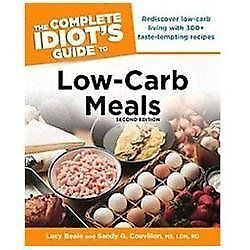 The-Complete-Idiots-Guide-to-Low-Carb-Meals-2e-Complete-Idiots-Gui-ExLibrary