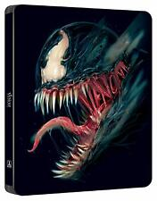 Venom Steelbook Edition (2 Blu Ray) Fuori Catalogo