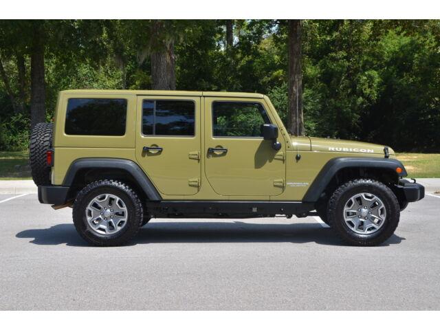 2013 jeep wrangler unlimited rubicon 4door fresh tradein