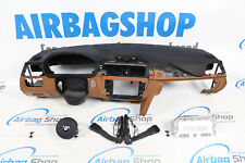 Airbag kit - Cruscotto marrone head up M BMW 3 serie F30 2011-..