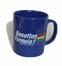 Gadget formula 1 vintage f1 benetton williams tazza