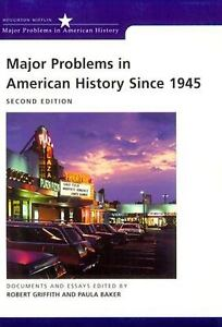 american document essay history in major problem womens