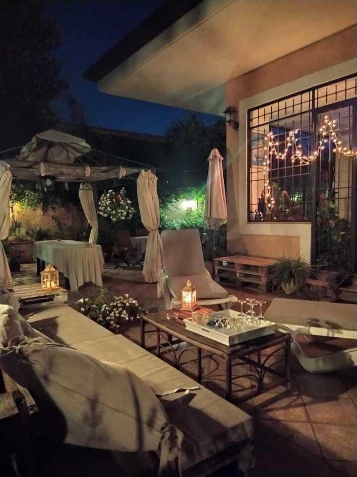Location per feste in villa privata con giardino 3