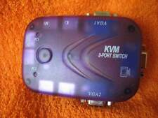Switch kvm vga tastiera e mouse ps2