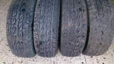Kit di 4 gomme usate 225/70/16 Dunlop