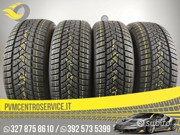 Gomme Usate 215 65 16 Dunlop 18791
