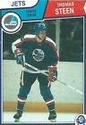Winnipeg Jets Hockey Trading Cards Lot