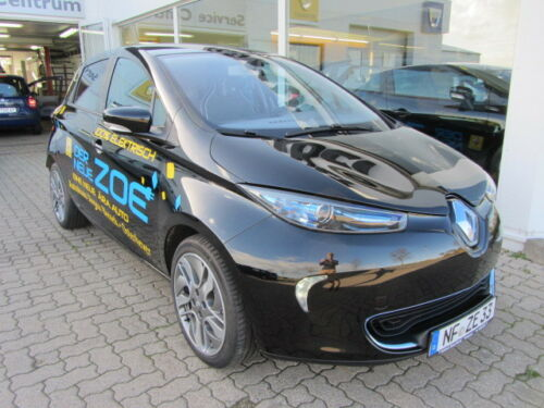 renault zoe d 39 occasion de 2013 9 000 km 24 500. Black Bedroom Furniture Sets. Home Design Ideas