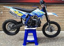 Motocross phantom 50cc 14/12 back flip nuovo
