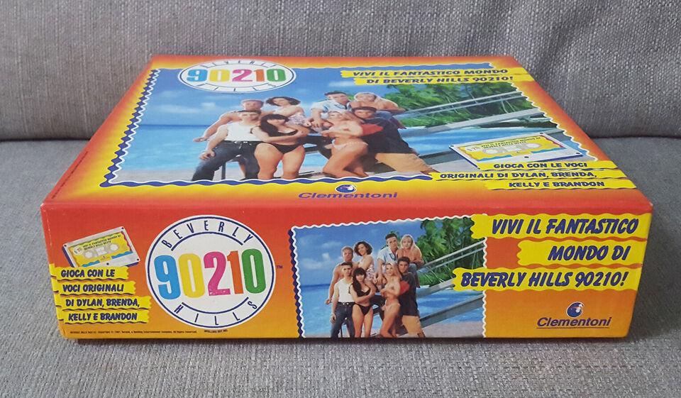Beverly Hills 90210 - Gioco da tavolo Clementoni 5