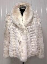 Pelliccia di volpe bianca Rolly de Fur