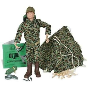 Hasbro 1995 G.I. Joe Action Marine World War II 12
