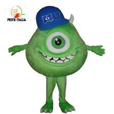 Noleggio Mascotte Costume Mike Wazowski Monster & Co