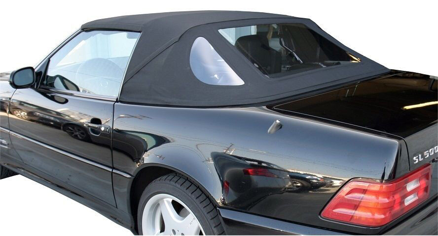 How to Repair a Convertible Top