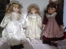 Bambole in bisquit da collezione