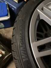 Gomme invernali M+S 225/40 R18