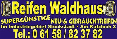 Reifen-Waldhaus