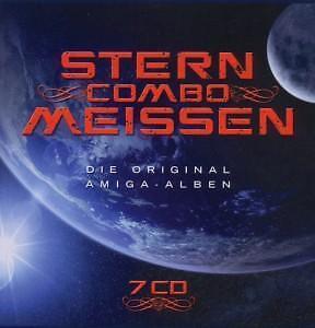 Die 7 Original Amiga Alben von Stern Combo Meissen (2011)