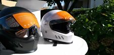 Casco caschi integrali custom cafe racer scrambler scooter nuovi