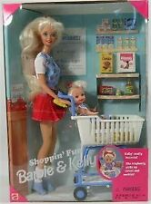 Barbie e Shelly shoppin fun - Anni 90